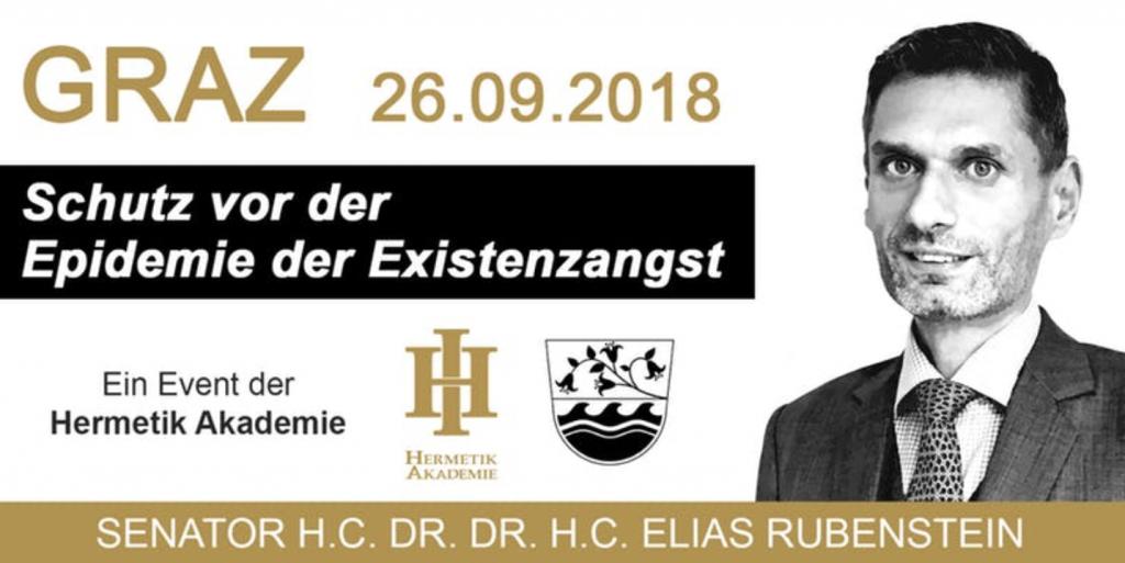 Vortrag Dr. Elias Rubenstein Hermetik Kabbala